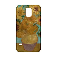 Vincent Willem Van Gogh, Dutch   Sunflowers   Google Art Project Samsung Galaxy S5 Hardshell Case