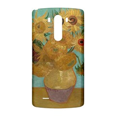 Vincent Willem Van Gogh, Dutch   Sunflowers   Google Art Project LG G3 Back Case