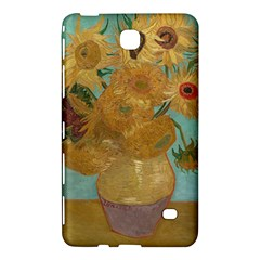 Vincent Willem Van Gogh, Dutch   Sunflowers   Google Art Project Samsung Galaxy Tab 4 (7 ) Hardshell Case