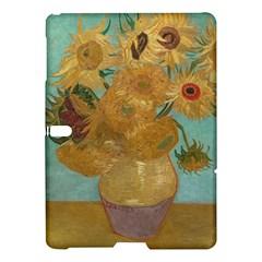 Vincent Willem Van Gogh, Dutch   Sunflowers   Google Art Project Samsung Galaxy Tab S (10.5 ) Hardshell Case