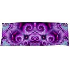 Purple Ecstasy Fractal Artwork Body Pillow Cases (dakimakura)