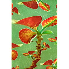 Tropical Floral Print 5.5  x 8.5  Notebooks