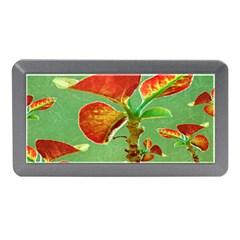 Tropical Floral Print Memory Card Reader (Mini)