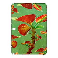 Tropical Floral Print Samsung Galaxy Tab Pro 10 1 Hardshell Case