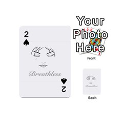 Breathless Playing Cards 54 (Mini)