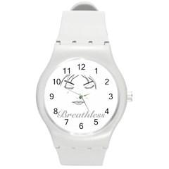 Breathless Round Plastic Sport Watch (m)