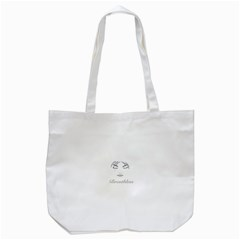 Breathless Tote Bag (White)