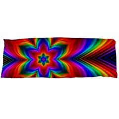 Rainbow Flower Body Pillow Cases (Dakimakura)