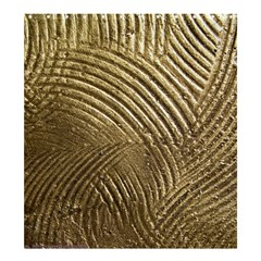 Brushed Gold 050549 Shower Curtain 66  x 72  (Large)