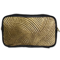 Brushed Gold 050549 Toiletries Bags