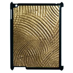 Brushed Gold 050549 Apple Ipad 2 Case (black)