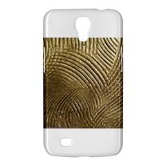 Brushed Gold 050549 Samsung Galaxy Mega 6 3  I9200 Hardshell Case