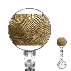 Brushed Gold 050549 Stainless Steel Nurses Watches