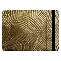 Brushed Gold 050549 Samsung Galaxy Tab Pro 12.2  Flip Case