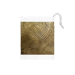 Brushed Gold 050549 Drawstring Pouches (small)