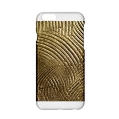 Brushed Gold 050549 Apple Iphone 6 Hardshell Case