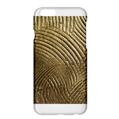 Brushed Gold 050549 Apple iPhone 6 Plus Hardshell Case