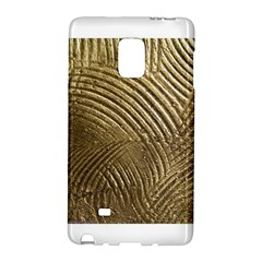 Brushed Gold 050549 Galaxy Note Edge