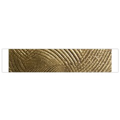 Brushed Gold 050549 Flano Scarf (Small)