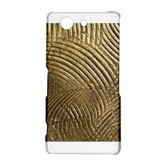 Brushed Gold 050549 Sony Xperia Z3 Compact