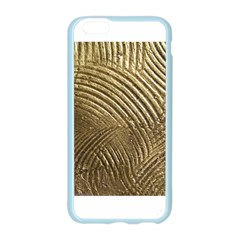 Brushed Gold 050549 Apple Seamless iPhone 6 Case (Color)