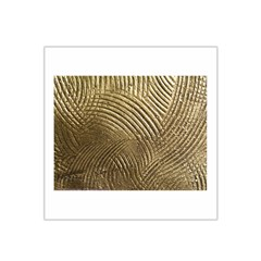 Brushed Gold 050549 Satin Bandana Scarf