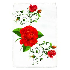 Red Roses Decor Clipart Flap Covers (s)