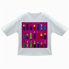 Lipsticks Pattern Infant/Toddler T-Shirts