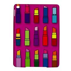 Lipsticks Pattern iPad Air 2 Hardshell Cases