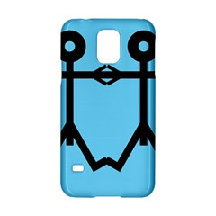 Love Men Icon Samsung Galaxy S5 Hardshell Case