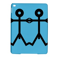 Love Men Icon iPad Air 2 Hardshell Cases
