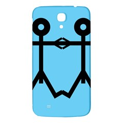 Love Men Icon Samsung Galaxy Mega I9200 Hardshell Back Case