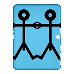 Love Men Icon Samsung Galaxy Tab 4 (10 1 ) Hardshell Case
