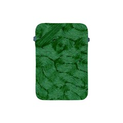 Woven Skin Green Apple Ipad Mini Protective Soft Cases
