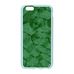 Woven Skin Green Apple Seamless iPhone 6 Case (Color)