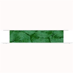 Woven Skin Green Small Bar Mats