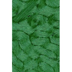 Woven Skin Green 5.5  x 8.5  Notebooks