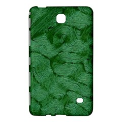 Woven Skin Green Samsung Galaxy Tab 4 (8 ) Hardshell Case