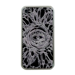 The Eye Apple Iphone 4 Case (clear)