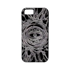 The Eye Apple Iphone 5 Classic Hardshell Case (pc+silicone)