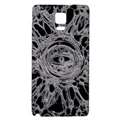 The Eye Galaxy Note 4 Back Case