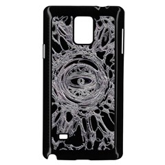 The Eye Samsung Galaxy Note 4 Case (Black)
