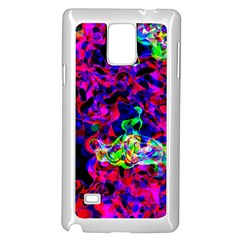 Electic Parasite Samsung Galaxy Note 4 Case (white)