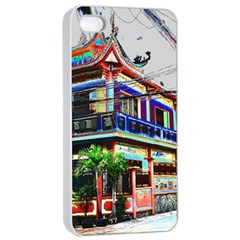 Colourhouse Apple Iphone 4/4s Seamless Case (white)