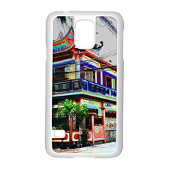 Colourhouse Samsung Galaxy S5 Case (white)
