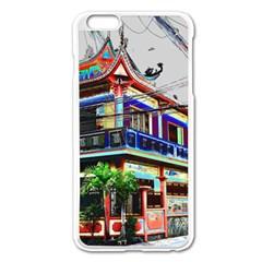 Colourhouse Apple iPhone 6 Plus Enamel White Case