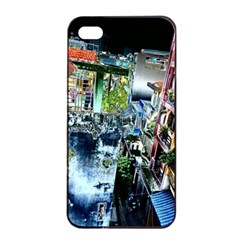 Colour Street Top Apple iPhone 4/4s Seamless Case (Black)