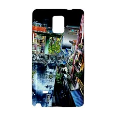 Colour Street Top Samsung Galaxy Note 4 Hardshell Case