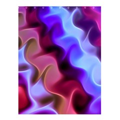 Rippling Satin Shower Curtain 60  X 72  (medium)