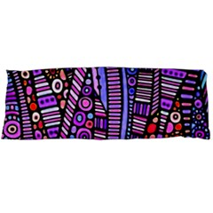 Stained glass tribal pattern Body Pillow Cases Dakimakura (Two Sides)